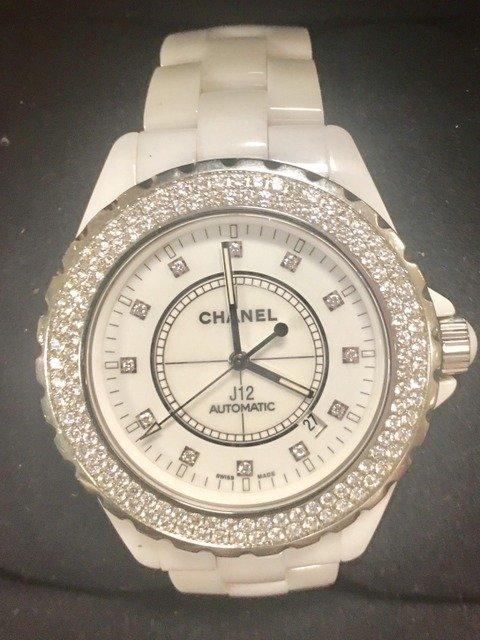 Chanel Ladies Watch
