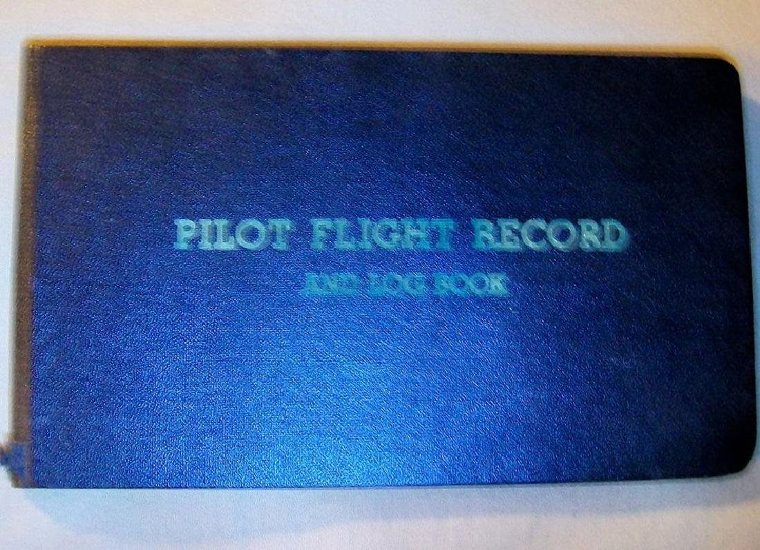 Buddy Holly Cessna 172 Plane and Sgd Flight Log Book - 12