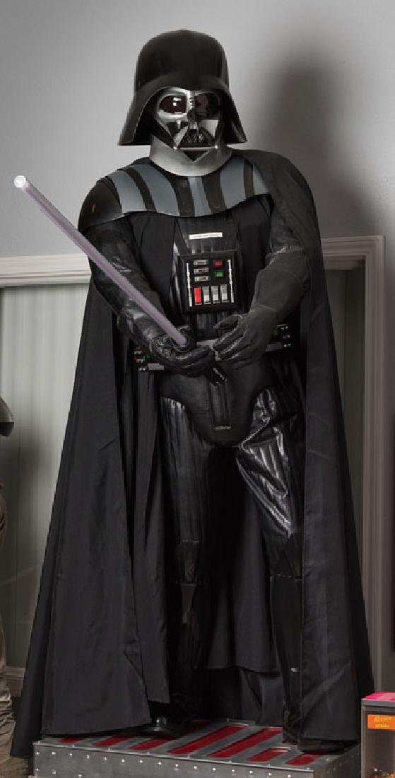 Darth Vader Life-Size Statue