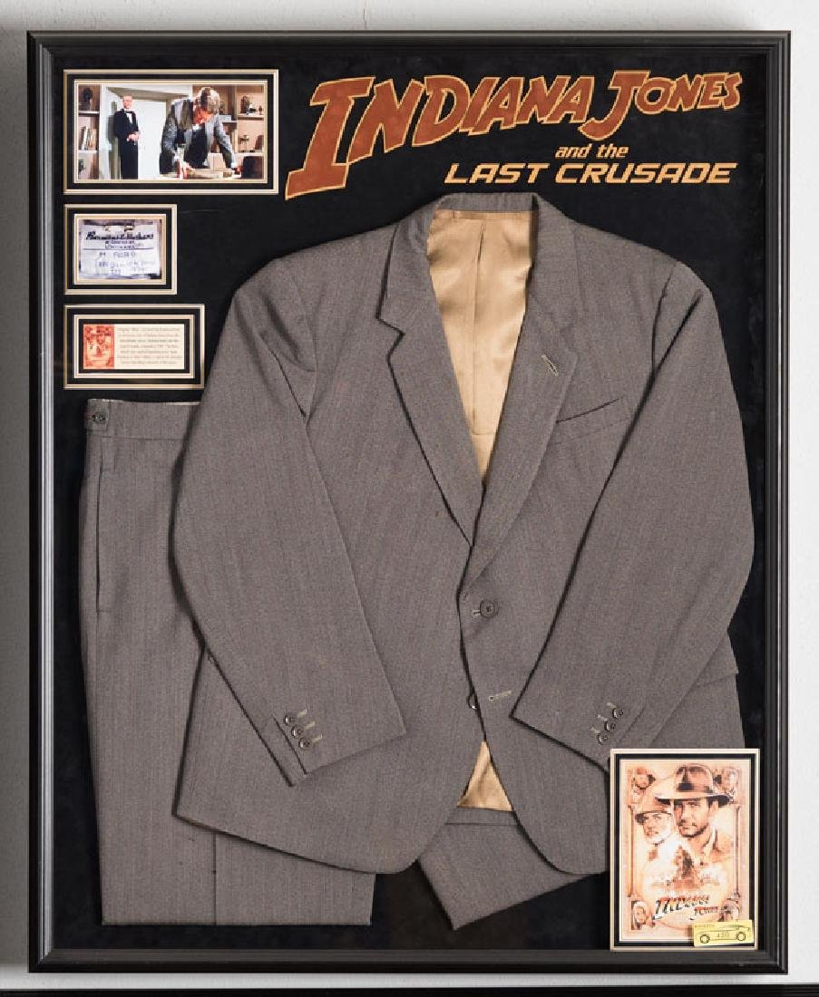 Harrison Ford's Indiana Jones Costume