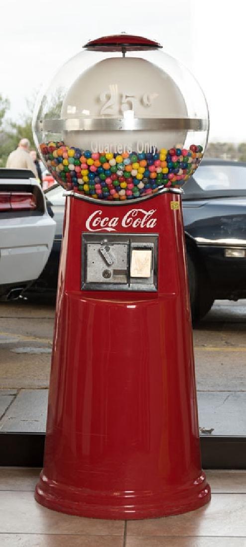 Coca-Cola Gumball Machine