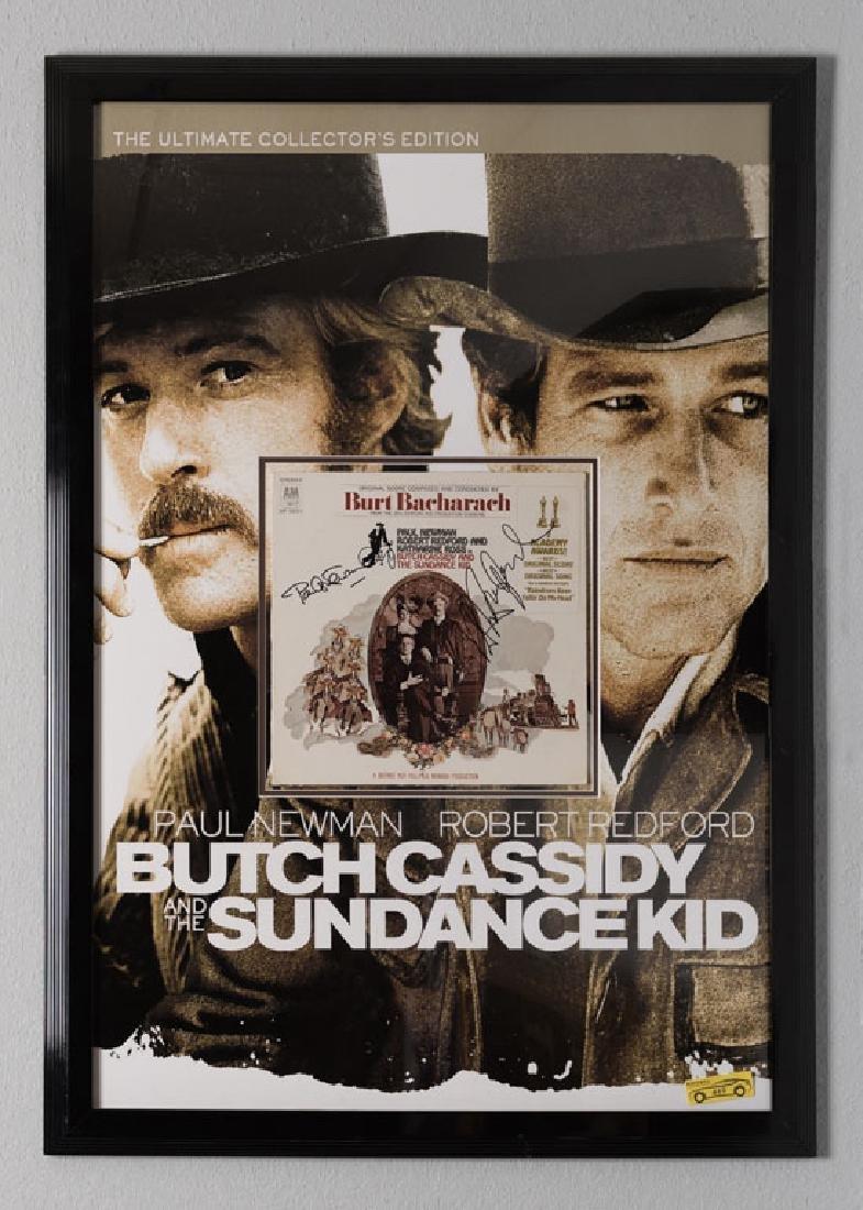 Butch Cassidy and the Sundance Kid Signed Memorabilia
