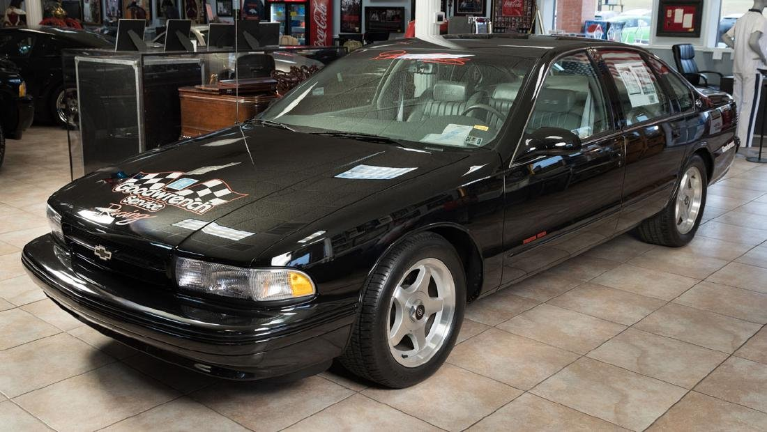 1996 Chevy Impala Super Sport