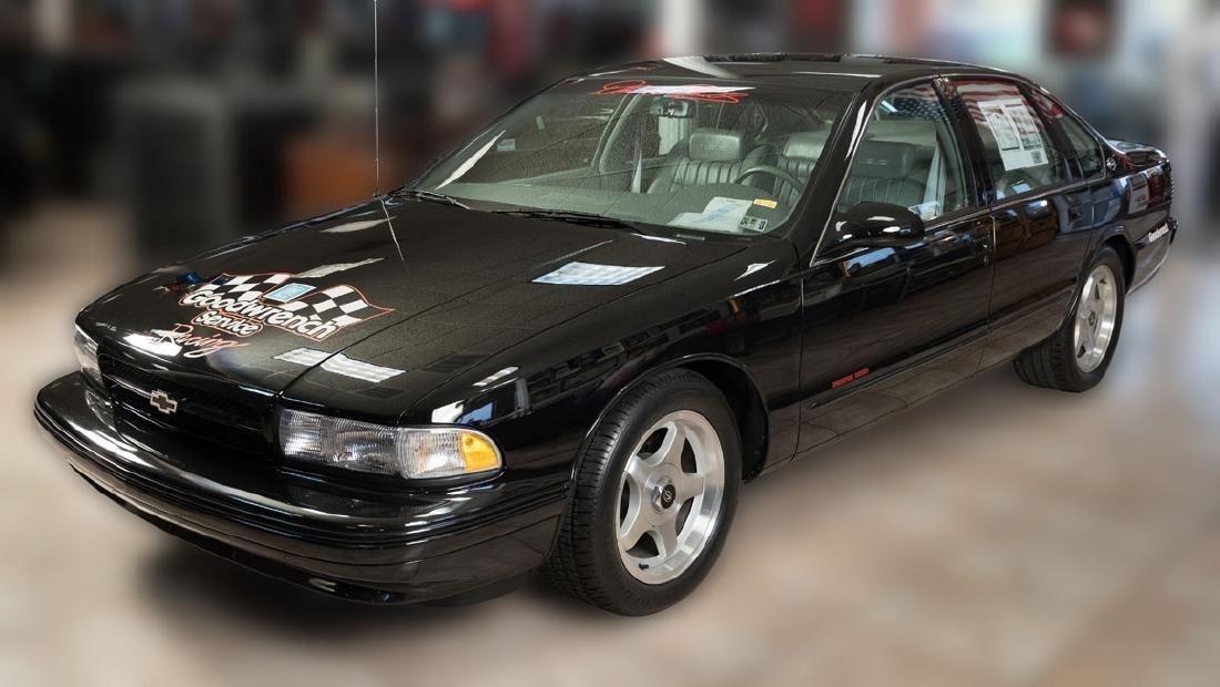 1996 Chevy Impala Super Sport - 8