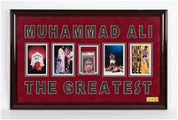 Muhammad Ali Display