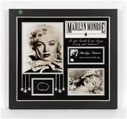 Marilyn Monroe Rhinestone Bracelet