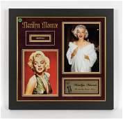 Marilyn Monroe Beaded Brooch
