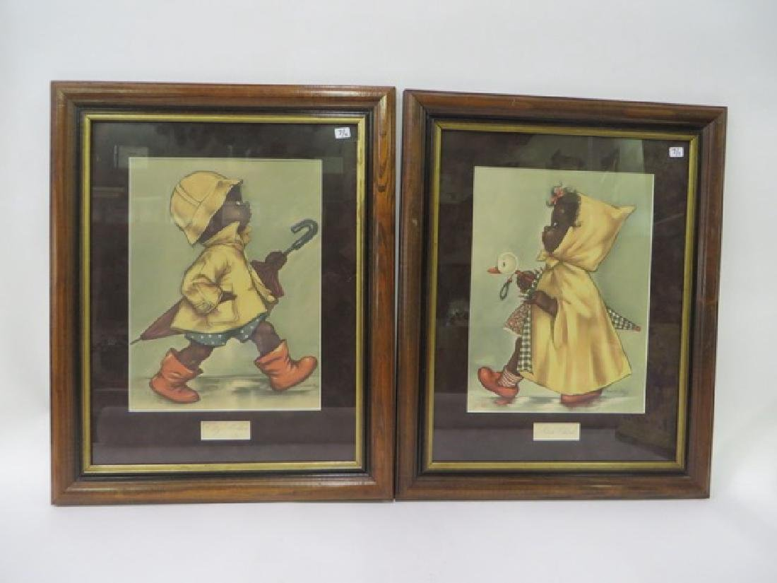 Pr. Collectible Prints - 2