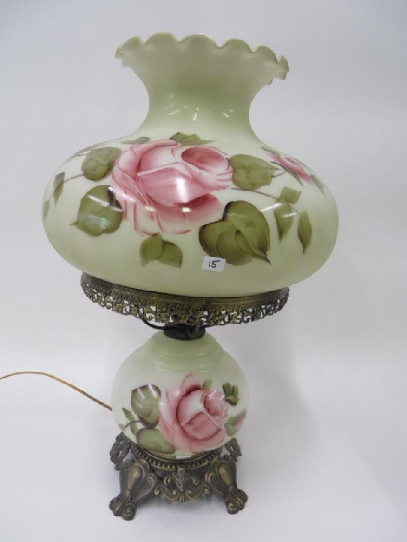 Gone With The Wind Lamp - 2