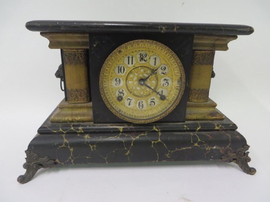 Victorian Shelf Clock