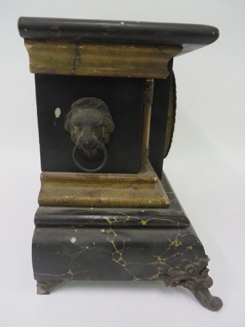 Victorian Shelf Clock - 2