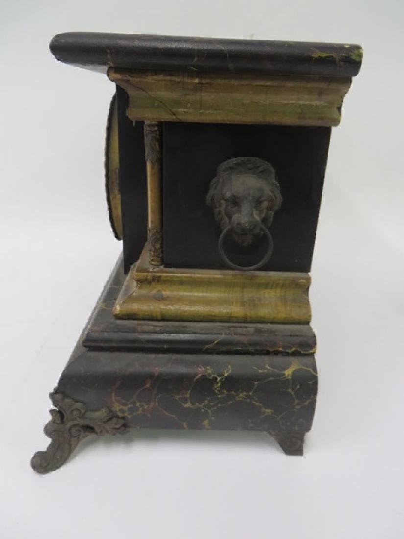 Victorian Shelf Clock - 3