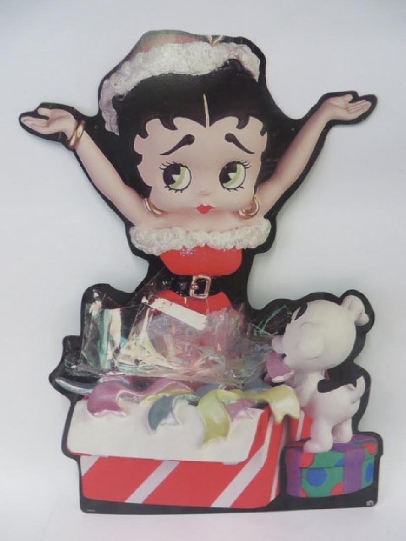 Betty Boop Die-Cut