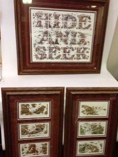 Bev Doolittle Ltd. Ed. Lithograph Triptych