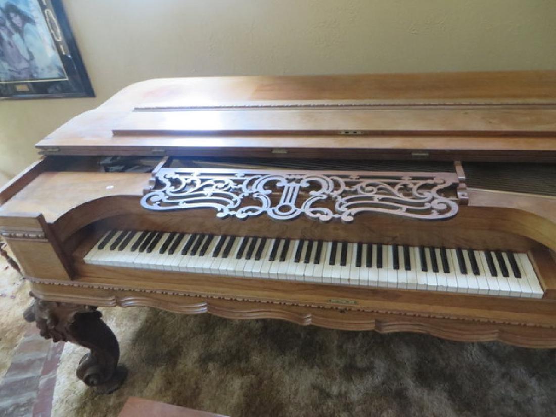 Chickering Square Grand Piano