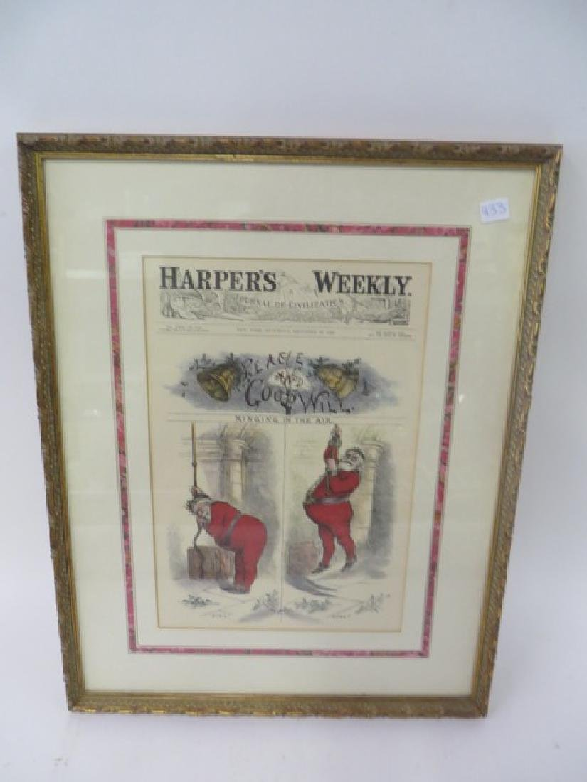 Harper's Weekly Dec. 26. 1885