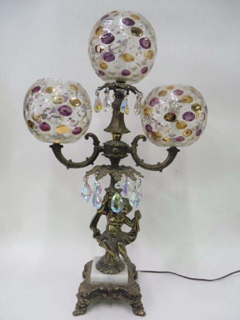 Mid Century Portugese Lamp
