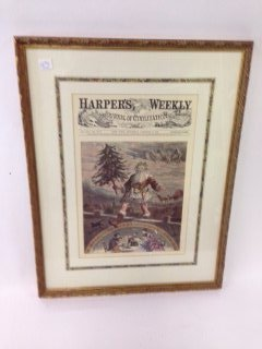 Harper's Weekly for Sat.  Jan 2 1869