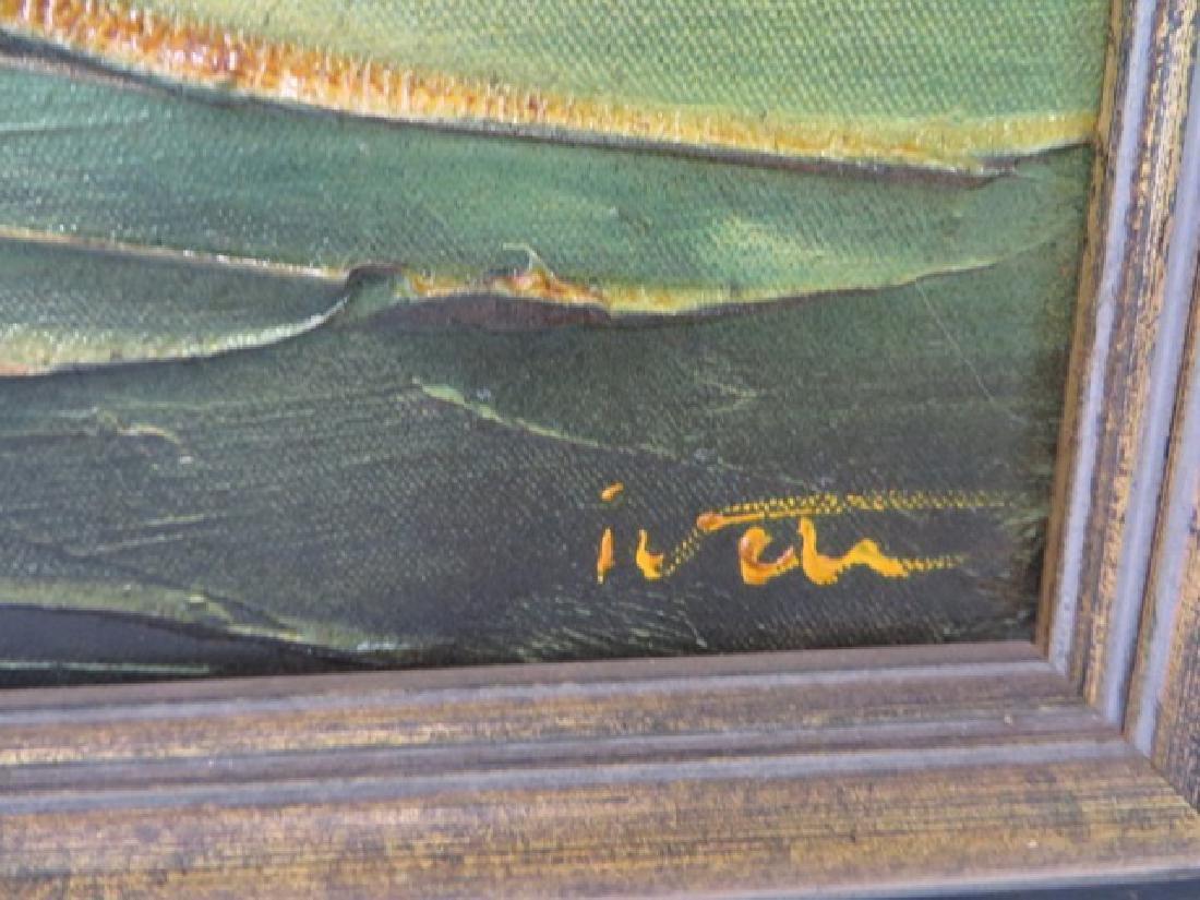 Ivar. Avant Garde Norwegian Oil Sgd. - 2