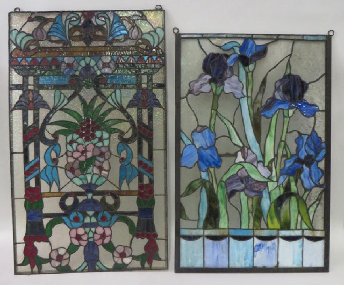 Leaded Glass Windows (2)