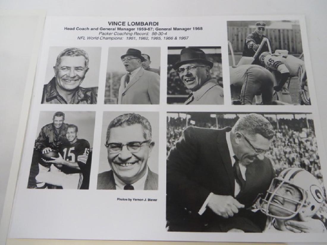 Vince Lombardi Memorabilia - 2