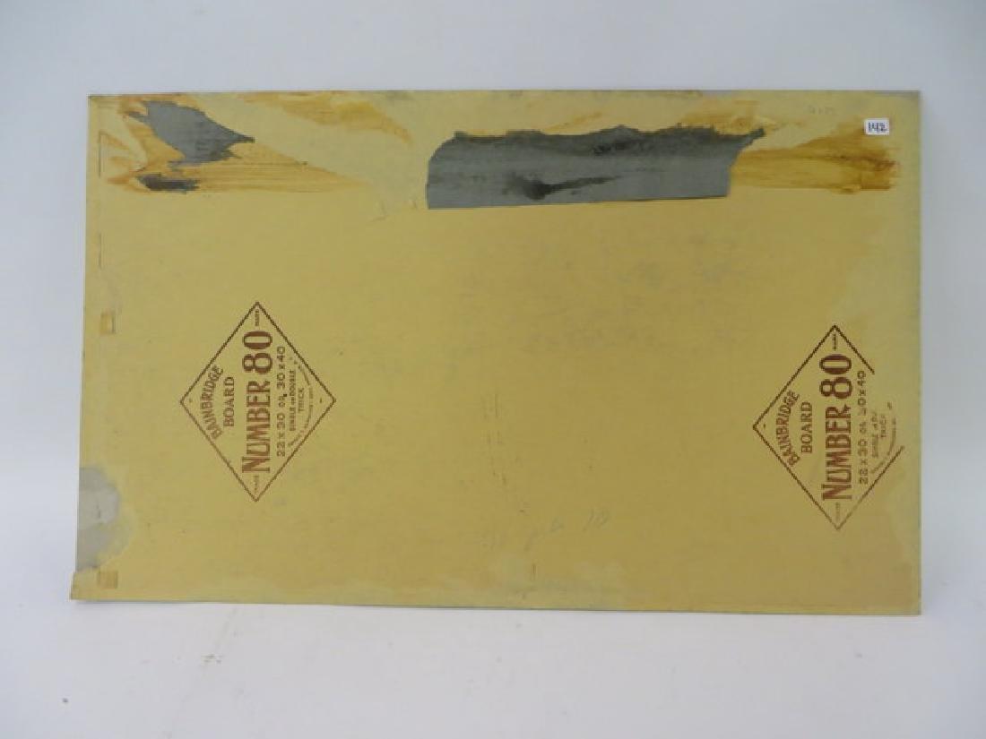 Sam Norkin Original Pen and Ink Sgd. - 4