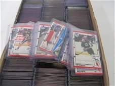 Sports Collectors Card Lot 2500
