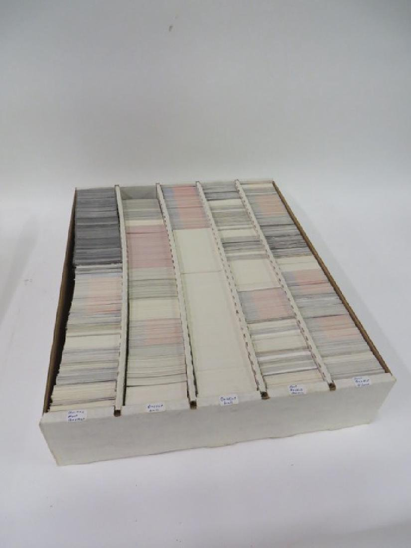 Sports Collectors Lot of Cards (5000)
