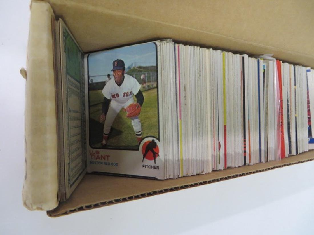 Baseball Cards. Pitchers.  (450)