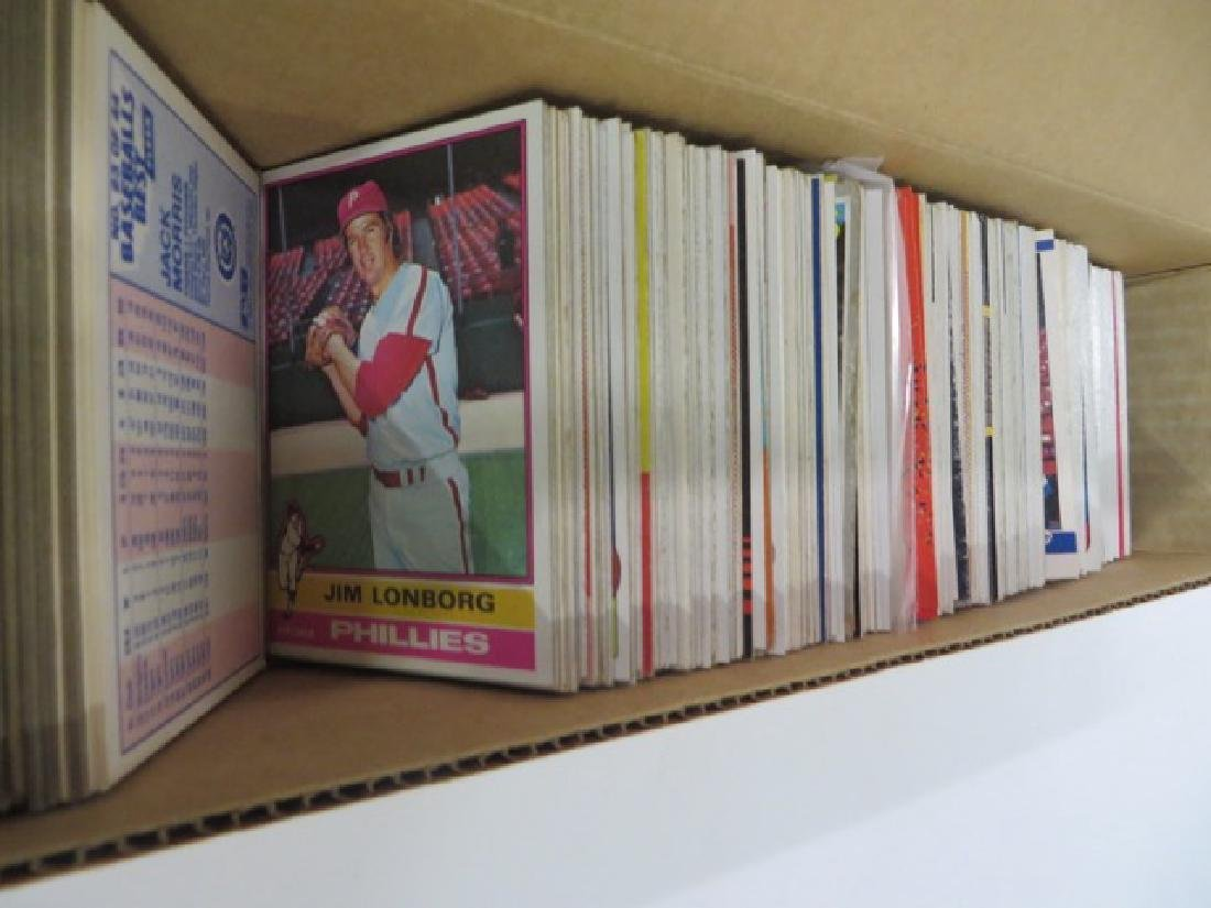Baseball Cards. Pitchers.  (450) - 2