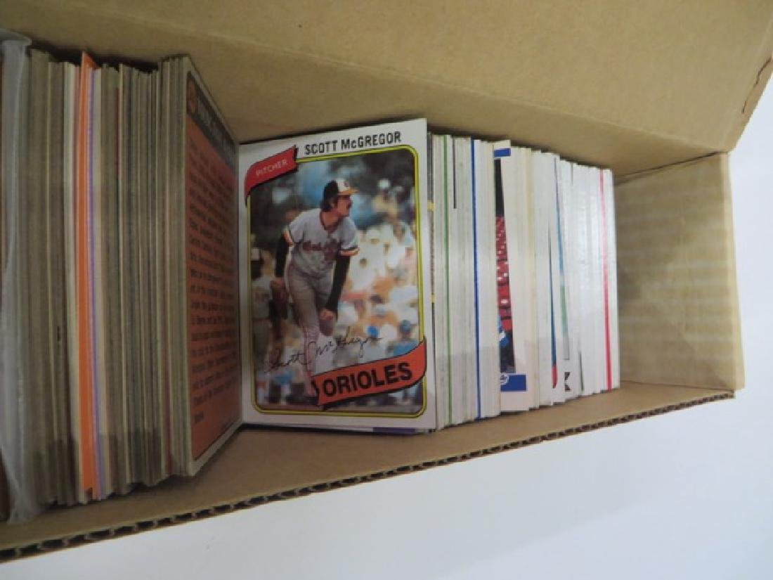 Baseball Cards. Pitchers.  (450) - 4