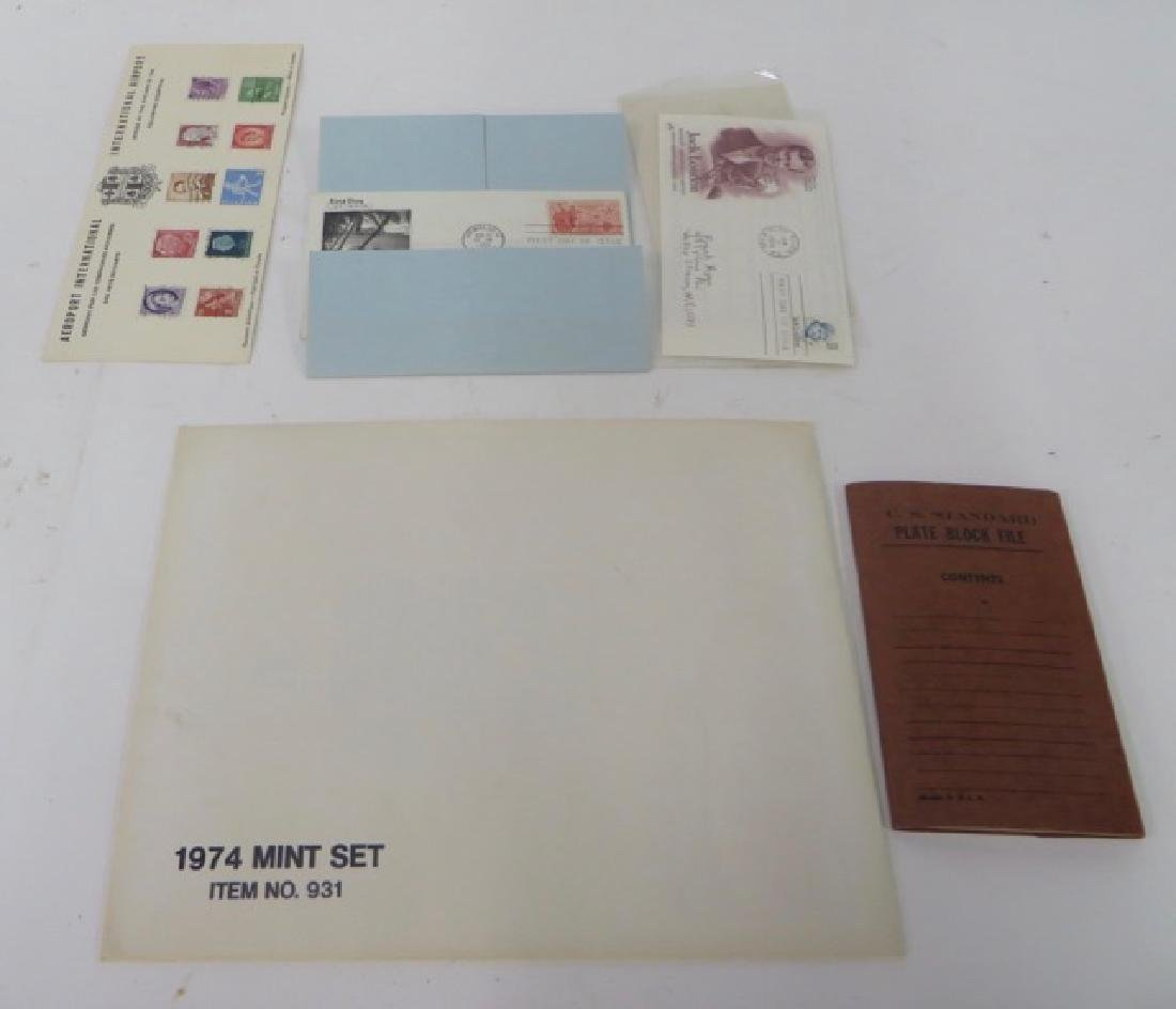 Collector's Lot of Stamps (hundreds)