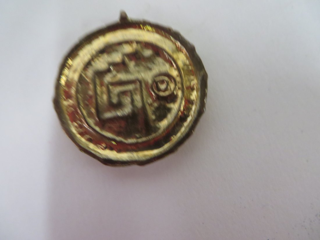 Film Prop. Pirates of the Caribbean Coin - 2