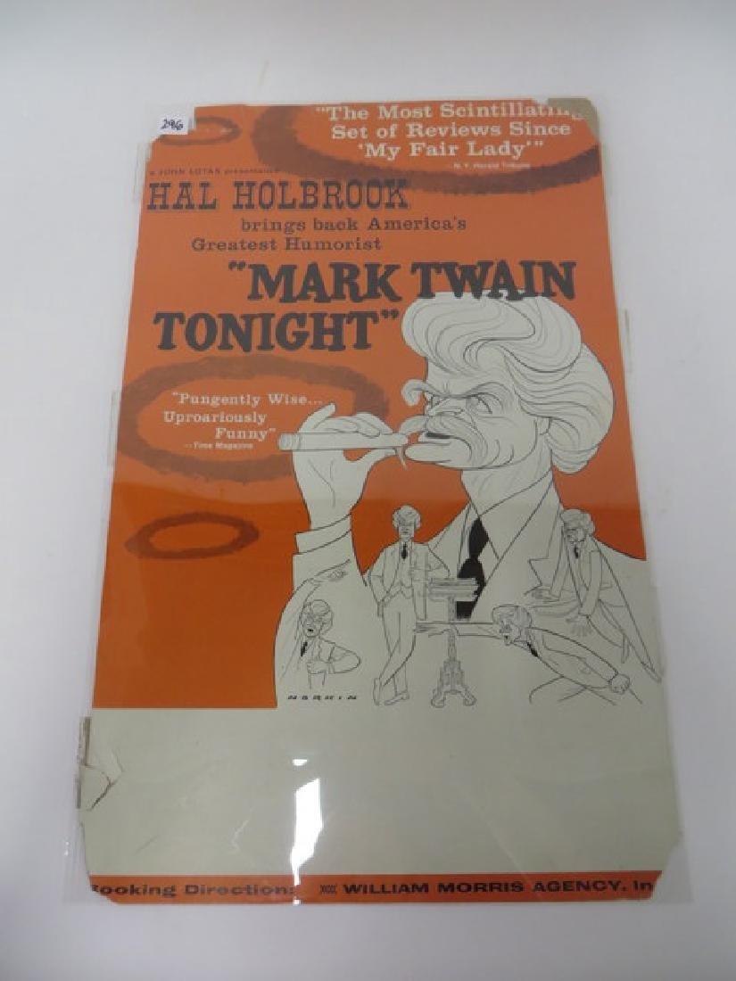 Sam Norkin Theatre Poster - 2