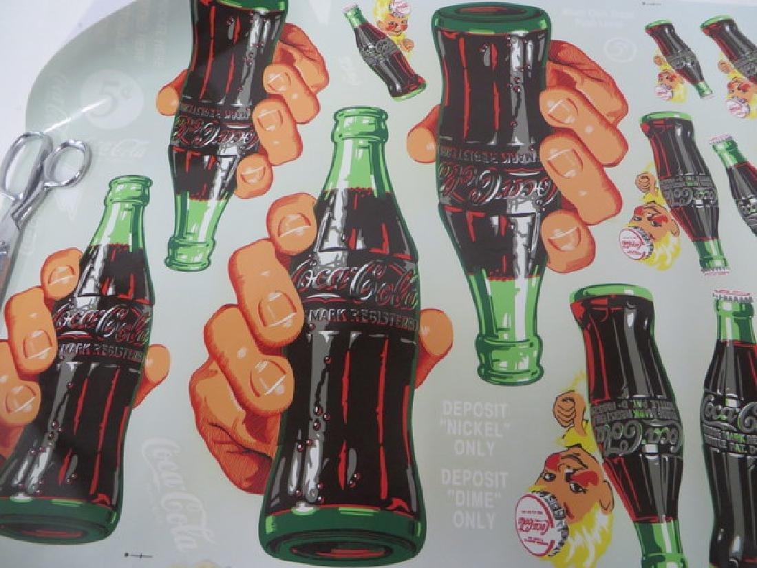 Vintage Coca-Cola Decals