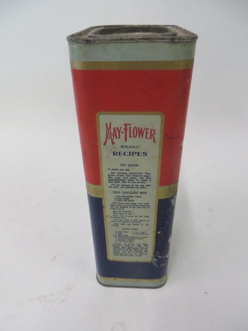 Mayflower Brand Pure Cocoa Tin - 2