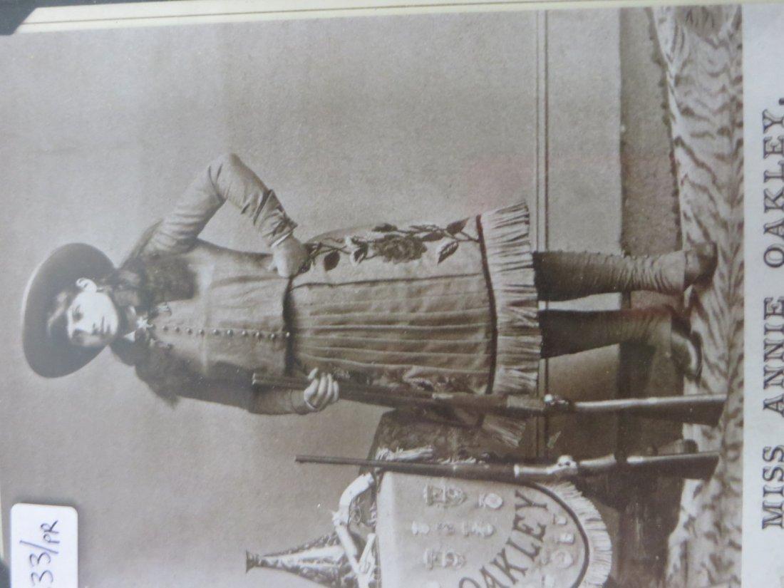 Pr. Annie Oakley Photographs