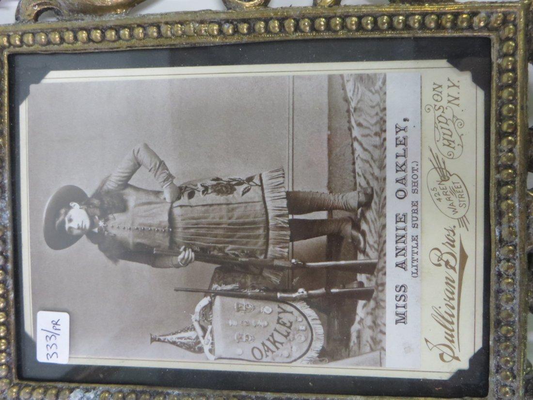Pr. Annie Oakley Photographs - 2