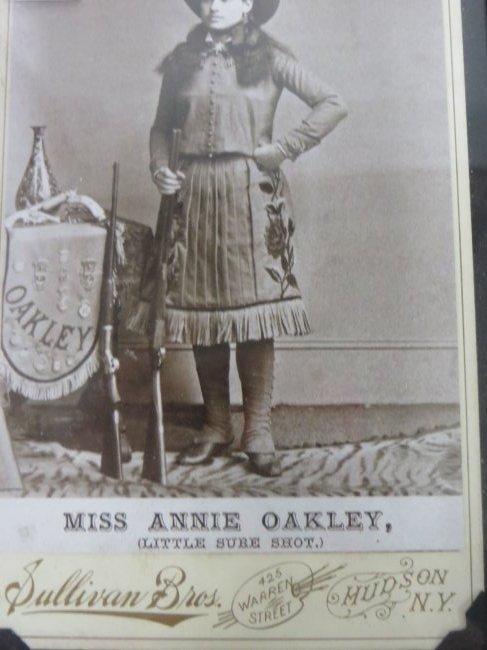Pr. Annie Oakley Photographs - 3