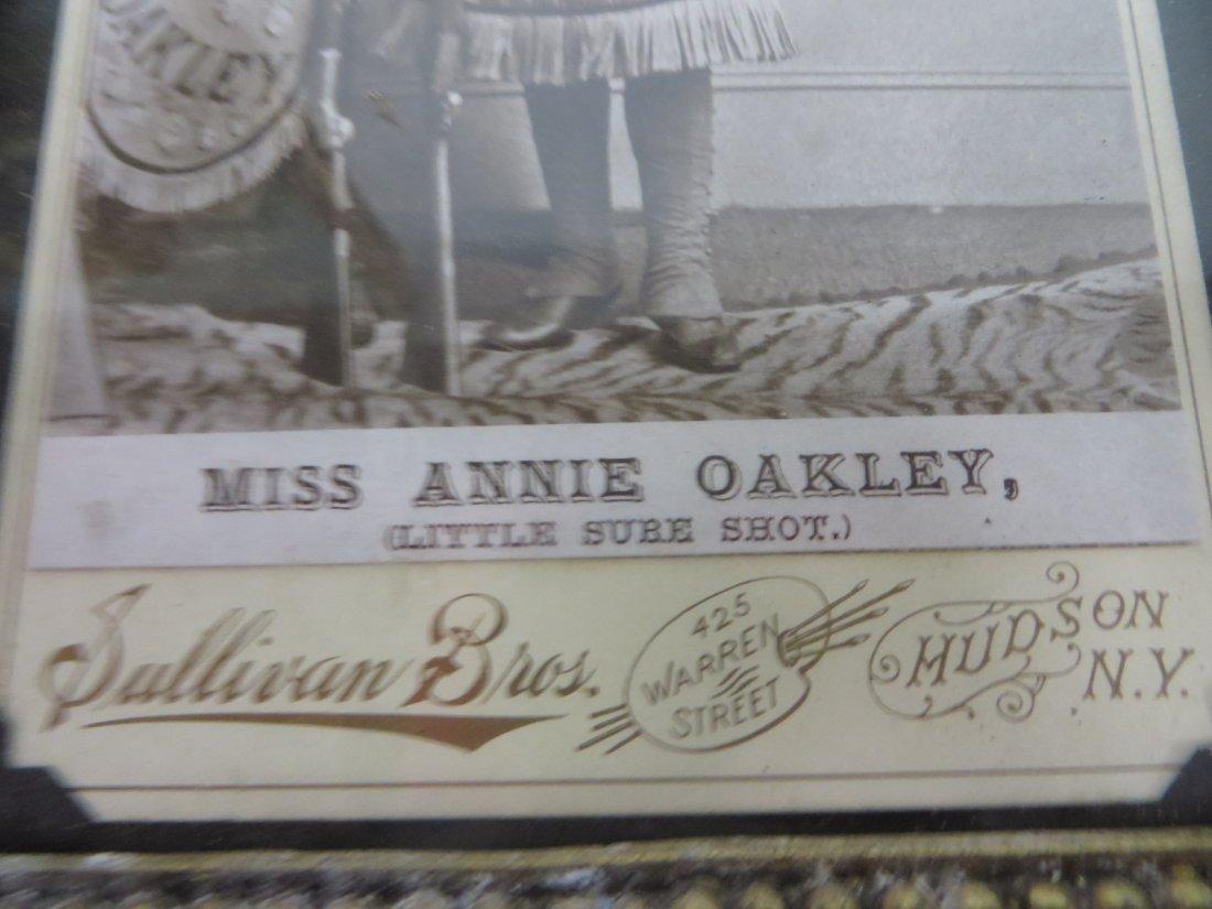 Pr. Annie Oakley Photographs - 5