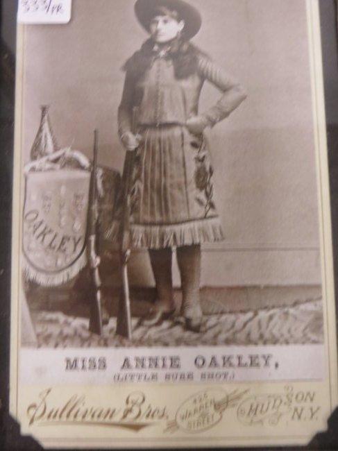 Pr. Annie Oakley Photographs - 7