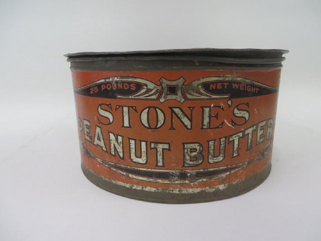 Stone's Peanut Butter Tin