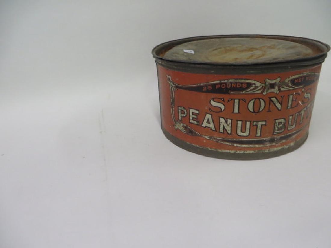 Stone's Peanut Butter Tin - 2