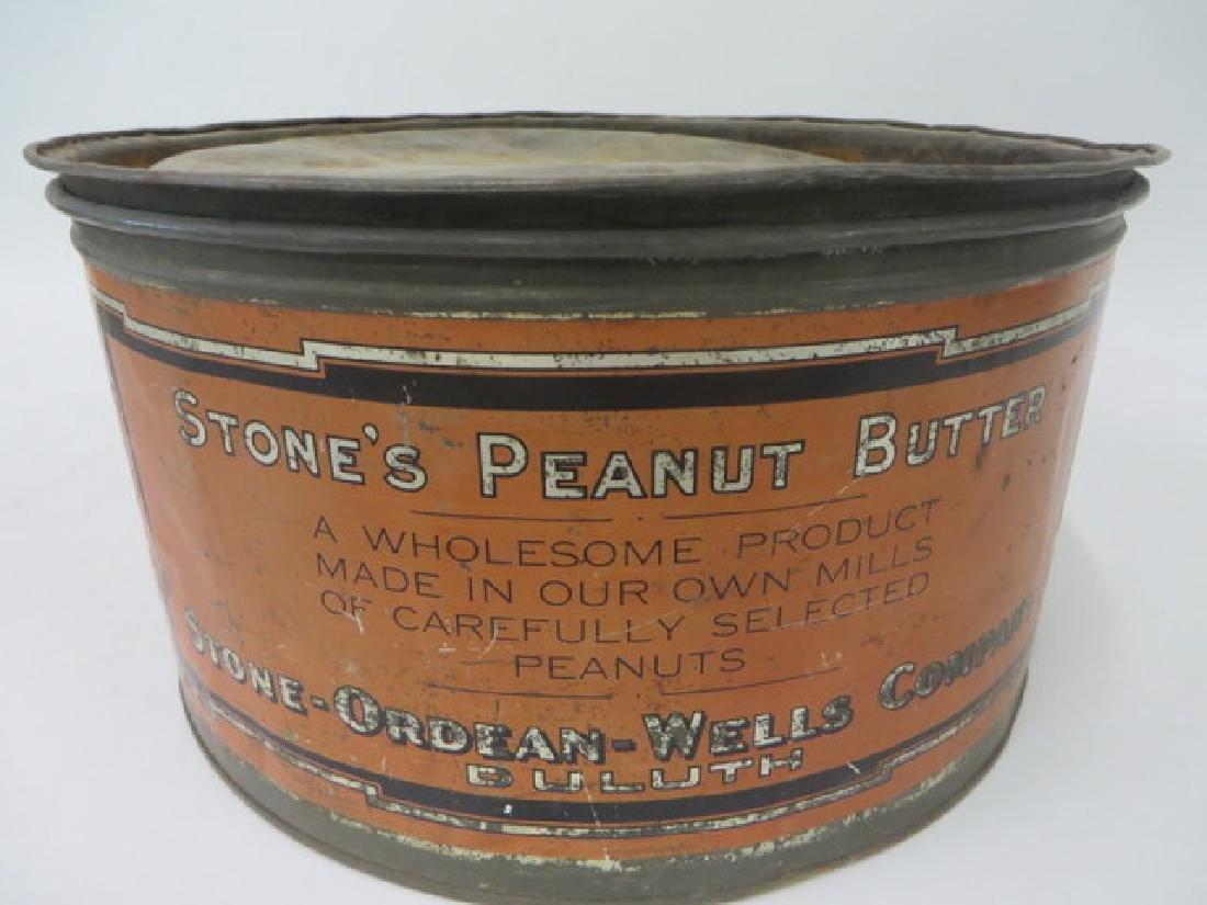 Stone's Peanut Butter Tin - 3