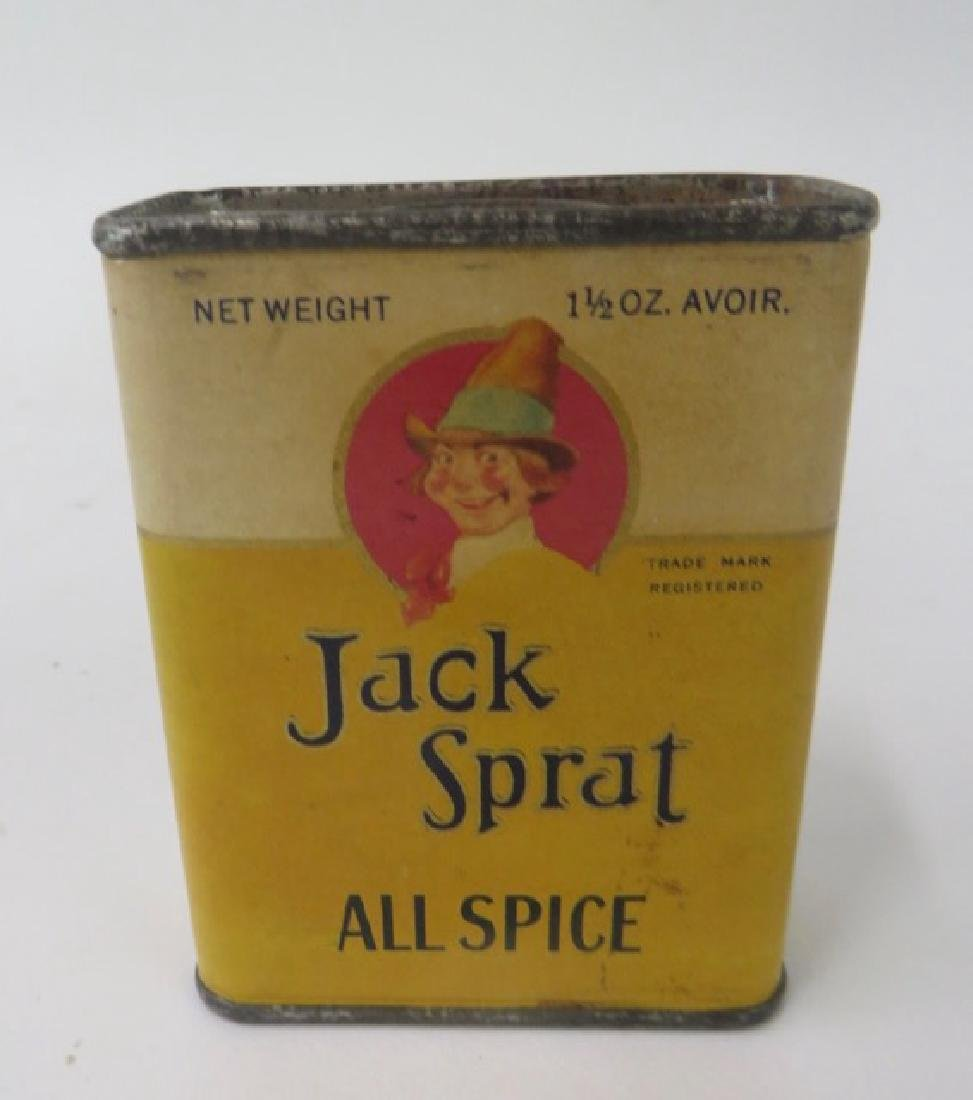 Jack Sprat All Spice Tin