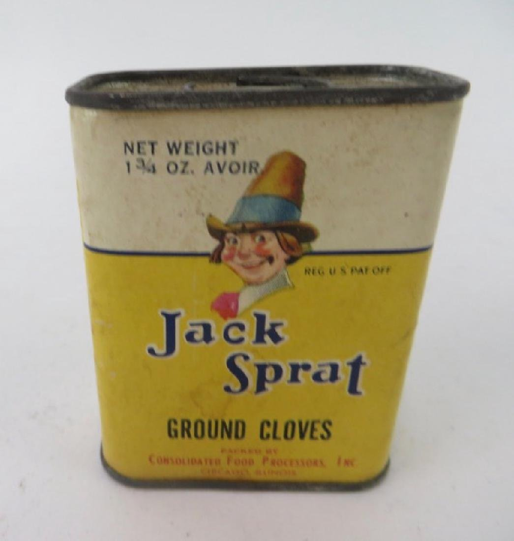 Jack Sprat Ground Cloves
