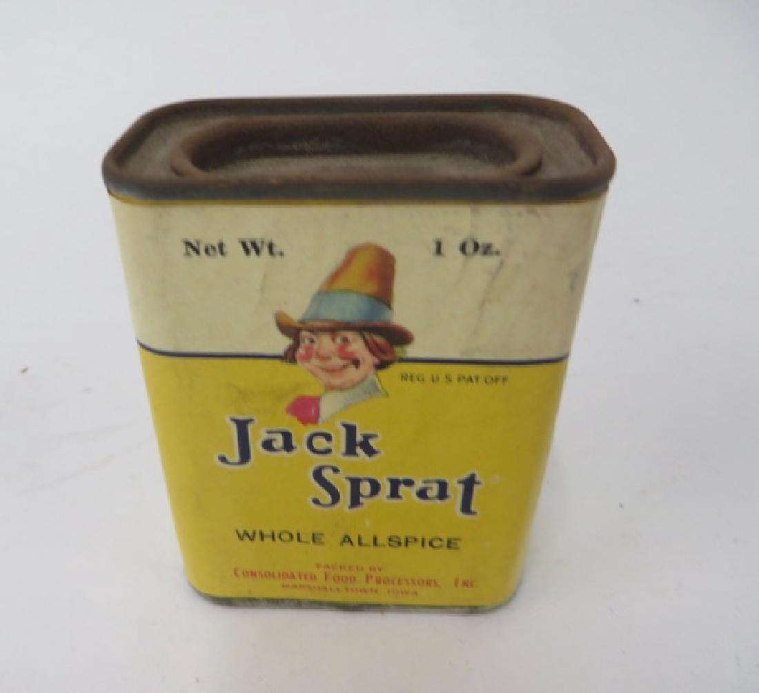 Jack Sprat Whole All Spice