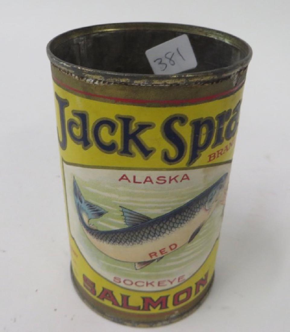 Jack Sprat Alaska Red Eye Salmon