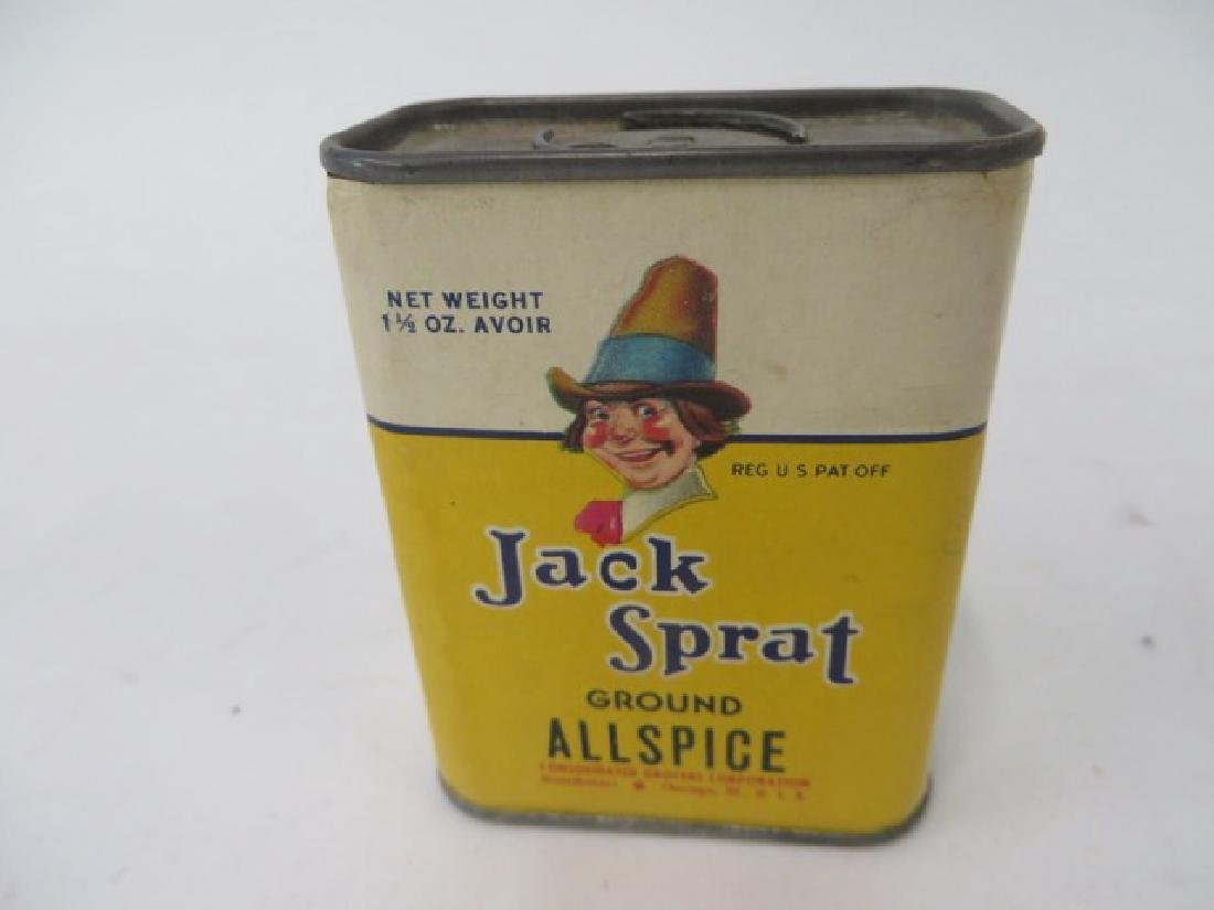 Jack Sprat Ground All Spice