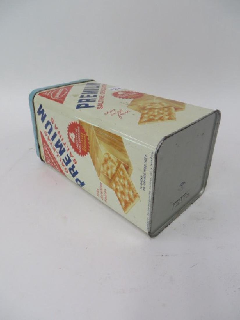 Nabisco Crackers Tin - 2